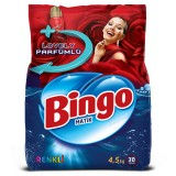 Bingo Matik Renkli Çamaşır Deterjanı 4,5 Kg