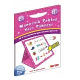 Diy-Toy Yayınları Manyetik Tablet Yazı Tahtası Pembe 8512