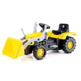 Dolu Kepçeli Pedallı Traktör 8051