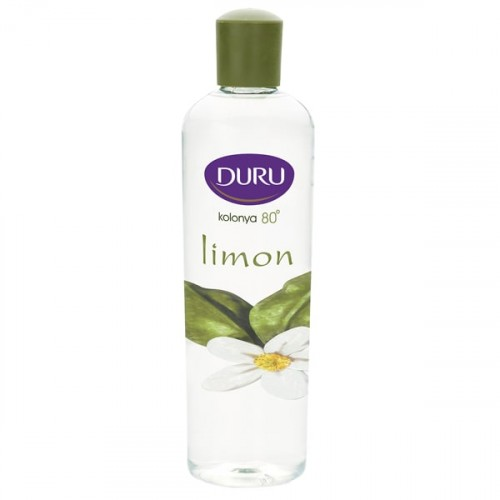 Duru Kolonya Limon Pet Şişe 400 ml