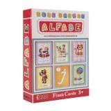 Flash Cards Alfabe 1178 ( Diy-Toy Yayınları)