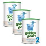 Golden Goat 2 Keçi Devam Sütü 400 gr x 3 Adet