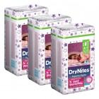 Huggies Dry Nites Kız Gece Külodu Small x 3 Adet