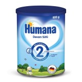 Humana 2 Bebek Maması Metal Kutu 800 Gr