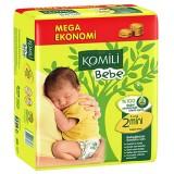 Komili Bebe Bebek Bezi Jumbo Mini  2 No 78 Li
