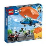 Lego City S Police Parachute 60208