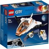 Lego City Uydu Servis Aracı 60224