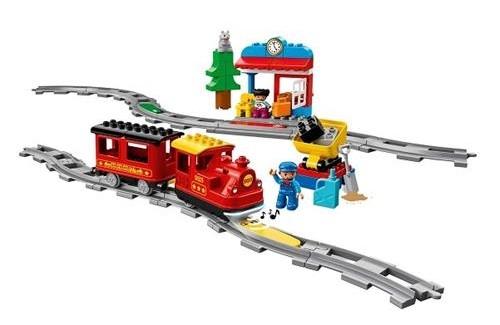 Lego Duplo Buharlı Tren 10874
