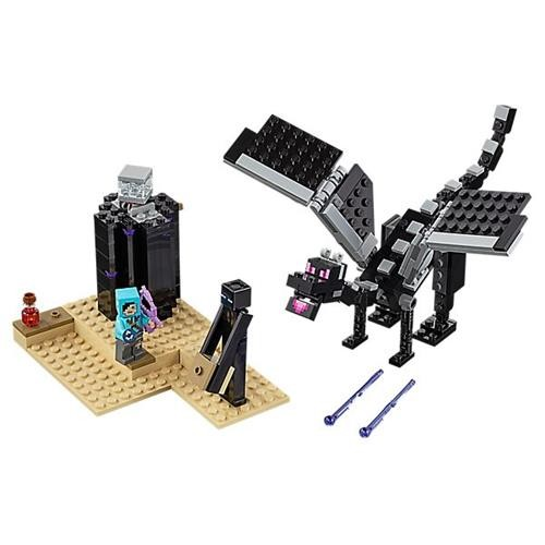 Lego Minecraft End Savaşı 21151