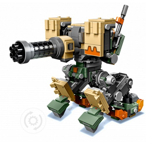 Lego Overwatch Bastion V29 75974