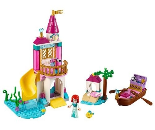 Lego Disney Prenses Ariels Seaside Castle 41160