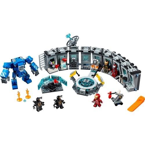 Lego Super Heroes Iron Man Hall of Armor 76125
