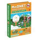 Magnetiq Hikaye Oluşturma Mevsimler (Diy-Toy Yayınları)