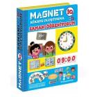 Magnetiq Hikaye Oluşturma -Zamanı Öğreniyorum (Diy-Toy Yayınları)