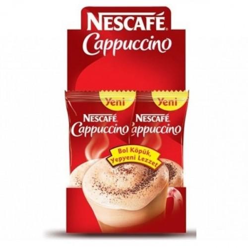 Nescafe Cappuccino Şekerli 14,5 gr x 18 Adet