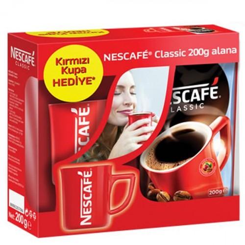 Nescafe Classic  200 Gr (Fincan Hediye)