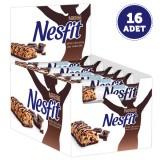 Nestle Nesfit Bitter Çikolatalı Bar 23,5 gr x 16 Adet