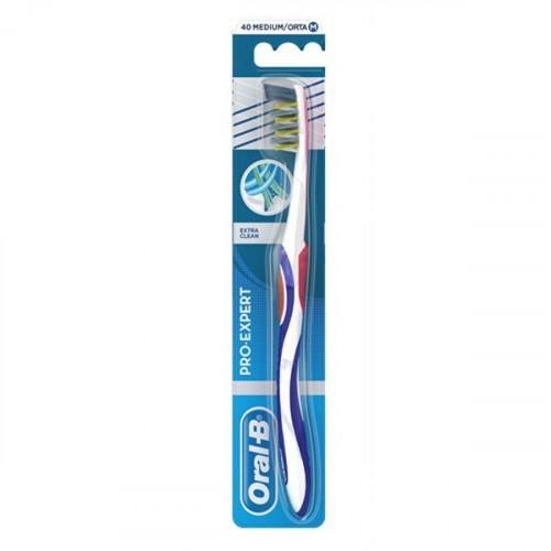 Oral-B Pro Expert Diş Fırçası Extra Clean 40 Medium