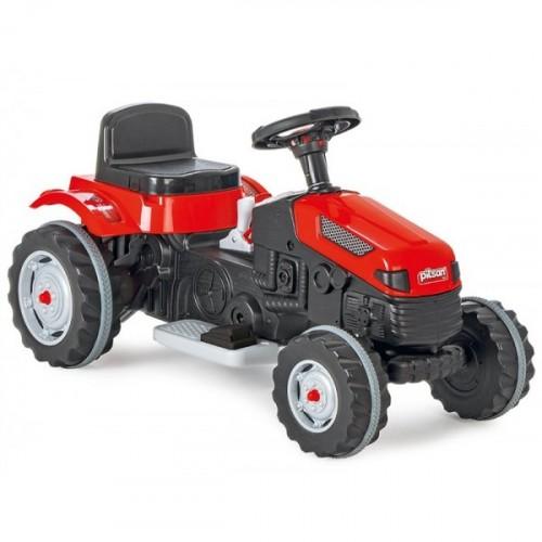 Pilsan Active 6V Akülü Traktör 05-116 -Kırmızı