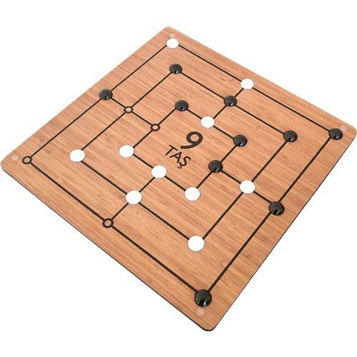 Redka 9 Taş 3 Taş Strateji Oyunu