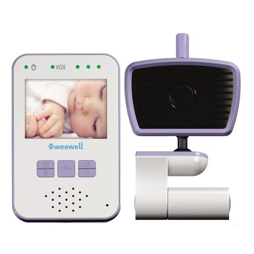 Weewell Dijital Bebek İzleme Cihazı WMV812