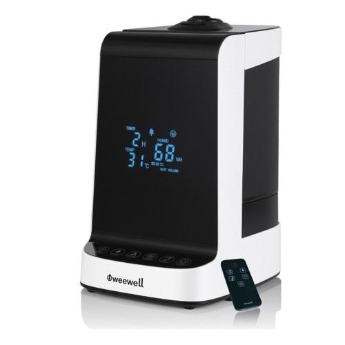 Weewell Soğuk ve Sıcak Buhar Makinası WHC752