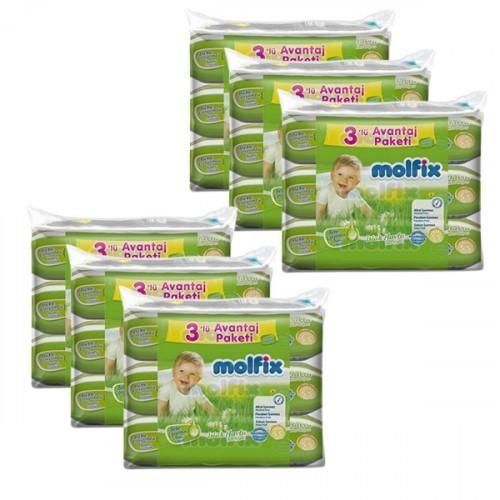 Molfix Islak Havlu Bebe Losyonlu 60 lı x 18 Adet