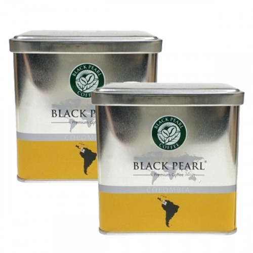 Black Pearl Filtre Kahve Colomibia Teneke 250 gr x 2 adet