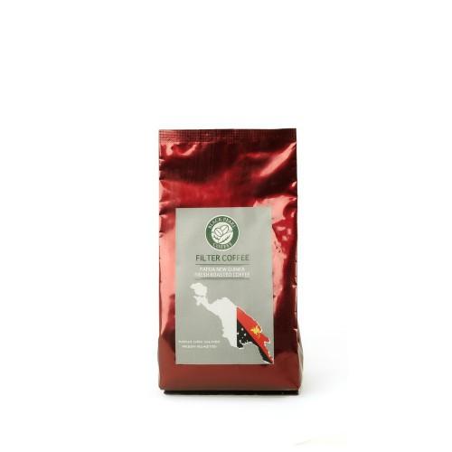 Black Pearl Filtre Kahve Papua Yeni Gine Quadro Ambalaj 250 gr