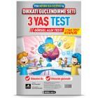 DGS 3 Yaş Görsel Algı Testi - Osman Abalı