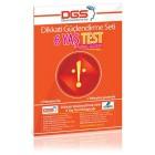DGS 6 Yaş Görsel Algı Testi - Osman Abalı