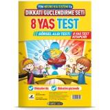 DGS 8 Yaş Görsel Algı Testi - Osman Abalı