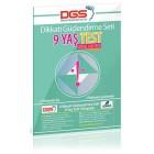 DGS 9 Yaş Görsel Algı Testi - Osman Abalı