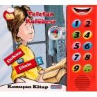 Dokun ve Dinle - Telefon Kulübesindeki Gizemli Günlük (Sesli Kitap) - Uğur Köse