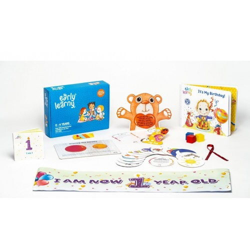 EarlyLearny Development Sets 12th Month