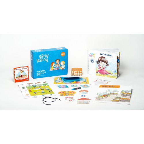 EarlyLearny Development Sets 22th Month