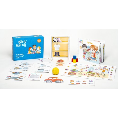 EarlyLearny Development Sets 25th Month