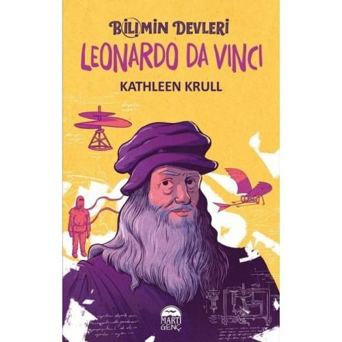 Leonardo Da Vinci - Bilimin Devleri - Kathleen Krull