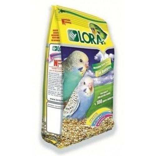 Lora Sade Muhabbet Kuşu Yemi 400 gr