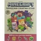 Minecraft - Savaşçının Çıkartma Kitabı - Kolektif