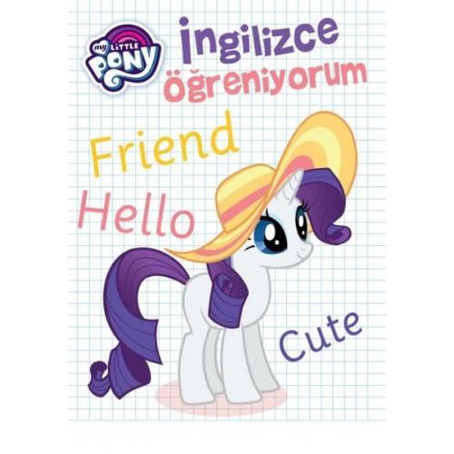 My Little Pony - İngilizce Öğreniyorum 3-5 Yaş - Kolektif