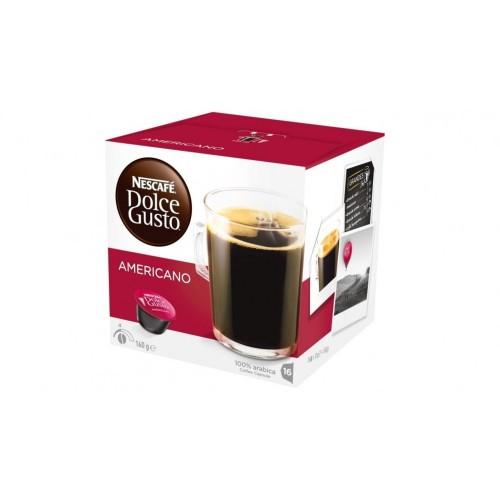 Nescafe Dolce Gusto Coffee Americano 16 Kapsül