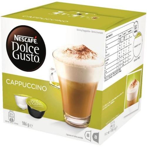 Nescafe Dolce Gusto Coffee Cappuccino 16 Kapsül
