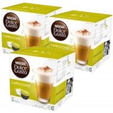 Nescafe Dolce Gusto Coffee Cappuccino 16 Kapsül x 3 Adet