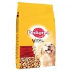 Pedigree Kuru Yetişkin Biftek & Kümes Hayvanı Kuru Köpek Maması 15 kg