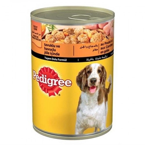 Pedigree Tavuklu Konserve Köpek Yaş Maması 400 gr