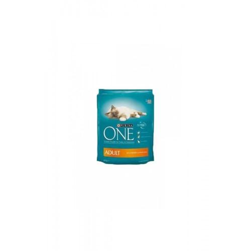 Purina One Steril Tavuklu Kısırlaştırılmış Kedi Maması 800 gr