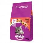 Whiskas Sığır Etli Yetişkin Kedi Maması 1,4 Kg