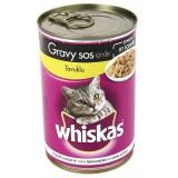 Whiskas Tavuklu Konserve Kedi Maması 400 gr
