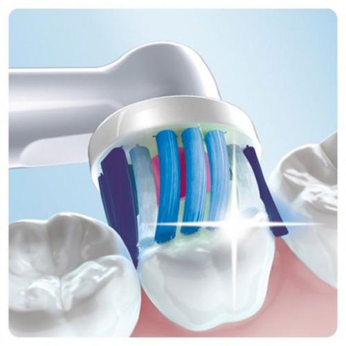 Oral-B Diş Fırçası Yedek Başlığı 3D White 4 lü x 2 Adet